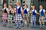 Stave Falls Dancers at Disneyland